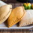 Limins Cafe Caribe veg or meat pies